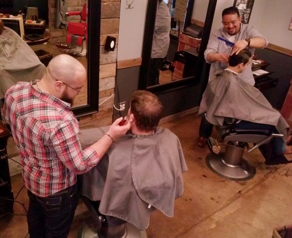 Tulsa's Best Barbershop!