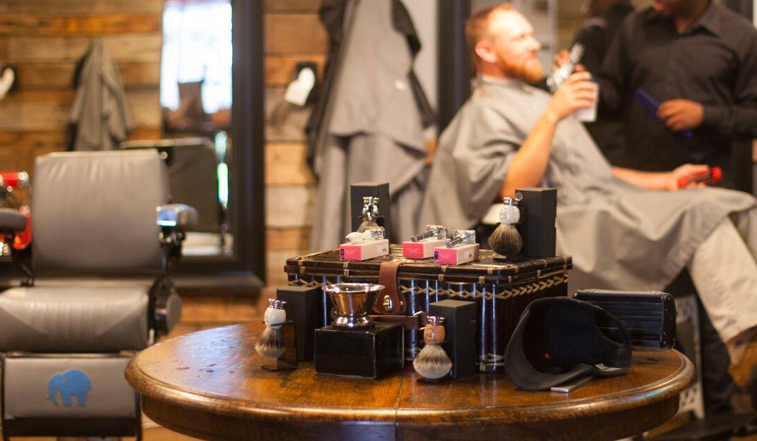 Find a Men's Salon in Jenks | Connect With A Great Team Today!