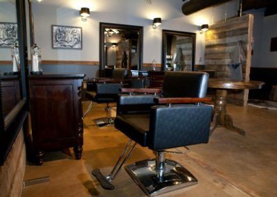 Jenks Mens Grooming Salon