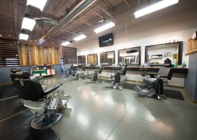 Mens Salon Jenks