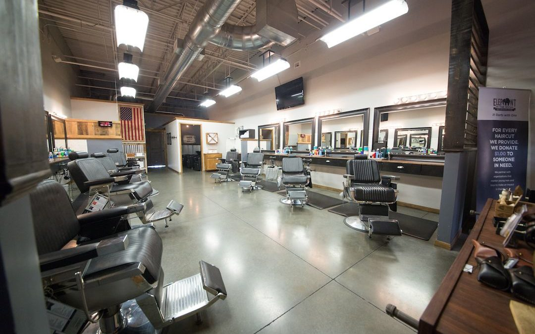 Mens Salon Jenks | Son Needs A Great Haircut? Call Us!