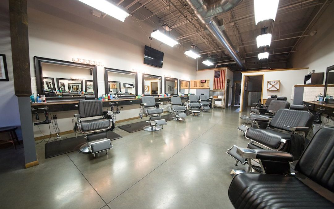 Man Salon Jenks | What Areas That We Servicing?