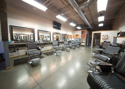 Man Salon Jenks